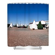 Wigwam Motel #2 Shower Curtain