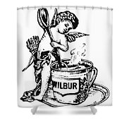 Wilbur-suchard Company Shower Curtain