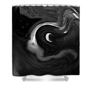 Wild Beauty Shower Curtain