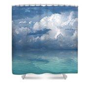 Wild Days Shower Curtain