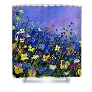 Wild Flowers 560908 Shower Curtain