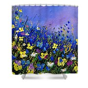 Wild Flowers 560908 Shower Curtain