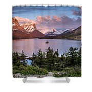 Wild Goose Island Morning 1 Shower Curtain