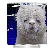 Wild Life Shower Curtain