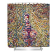 Wild Passion Shower Curtain