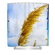 Wild Plant 2 Shower Curtain