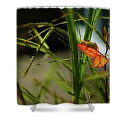 Wild Plants Shower Curtain