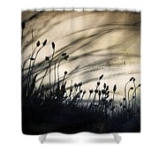Wild Things - Number 2 Shower Curtain
