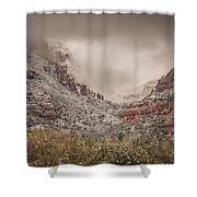 Boynton Canyon Arizona Shower Curtain
