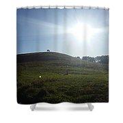 Wild Wonderful West Virginia Shower Curtain
