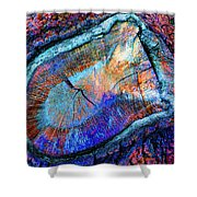 Wild Wood II Shower Curtain