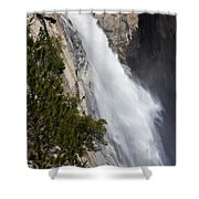 Wildcat Falls  Shower Curtain