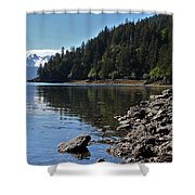 Wilderness Cove Shower Curtain