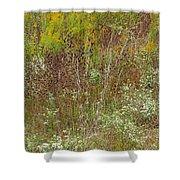 Wildflower Tapestry In Jefferson County Shower Curtain