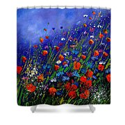 Wildflowers 78 Shower Curtain