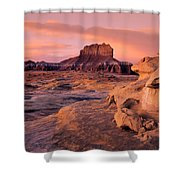 Wildhorse Butte Shower Curtain