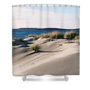 Sulcis Sardinia Shower Curtain