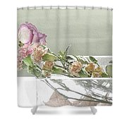 will you still love me when I am 64 Shower Curtain