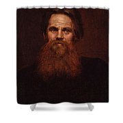 William Holman Hunt Shower Curtain