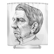 William Seward Shower Curtain