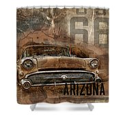 Williams Buick 2 Shower Curtain