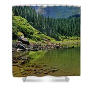 Williams Lake Shower Curtain