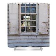 Williamsburg Window 86 Shower Curtain