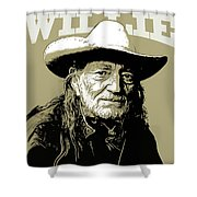 Willie Shower Curtain