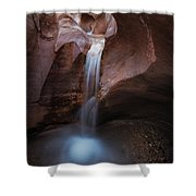 Willis Creek Fall Shower Curtain