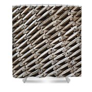 Willows Shower Curtain