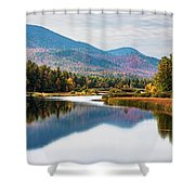 Wilmington View Shower Curtain