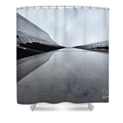 Wilshire River Shower Curtain