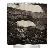Wilson Arch No 1a Shower Curtain