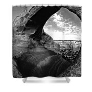 Wilson Arch No 2 Shower Curtain