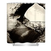 Wilson Arch No 2a Shower Curtain