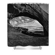Wilson Arch No 3 Shower Curtain