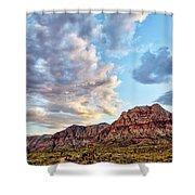 Wilson Cliffs Shower Curtain