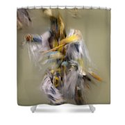 Pow Wow Windigo 2 Shower Curtain