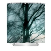 Windiness Shower Curtain