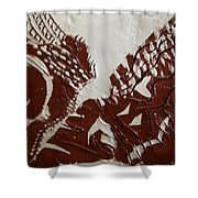 Window - Tile Shower Curtain