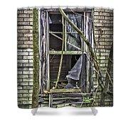 Window And Door 2 Shower Curtain