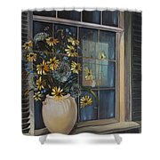 Window Dressing - Lmj Shower Curtain