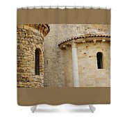 Window Due - Italy Shower Curtain