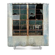 24 Windows Shower Curtain