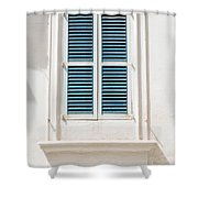 Windows Of The World 10 Shower Curtain