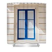 Windows Of The World 6 Shower Curtain