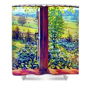 Windows Of Your Mind Shower Curtain
