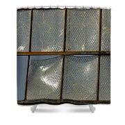 Window's Pain 3 Shower Curtain