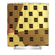 Windows Shower Curtain