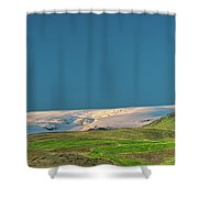 Windows Wallpaper  Shower Curtain